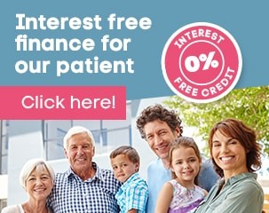 Interest free finance